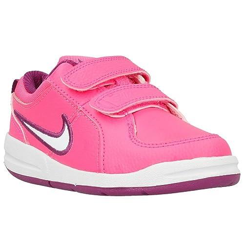 Nike Pico 4 (TDV), Zapatillas de Estar por Casa Bebé Unisex, Rosa (Pink Pow/White / Bold Berry 606), 18.5 EU: Amazon.es: Zapatos y complementos