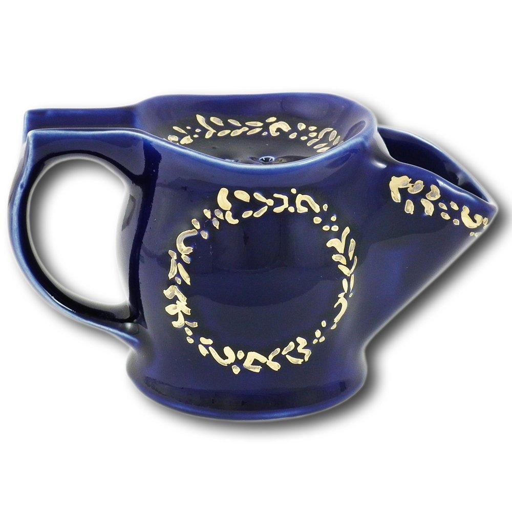 Geo F Trumper Oxford Blue Shaving Mug