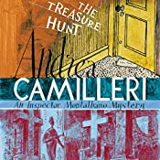The Treasure Hunt: The Inspector Montalbano Mysteries, Book 16 | Andrea Camilleri