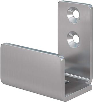 Stainless Steel Floor Guide Wall Mount Sliding Barn Door Guide Hardware