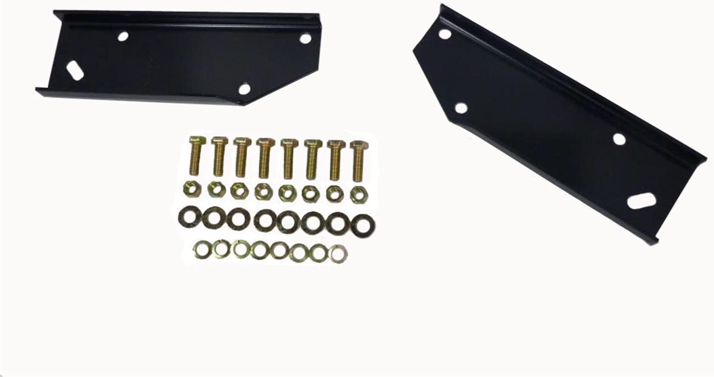 Fey 93800 Direct Fit Mounting Kit for Fey DiamondStep Universal Bumpers Westin Bumper sold separately