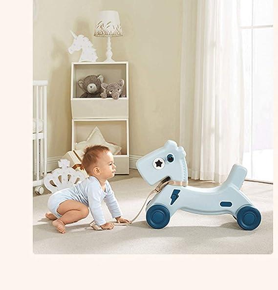 Amazon.es: Rocking Horse Toy Baby King Rocking Horse De ...