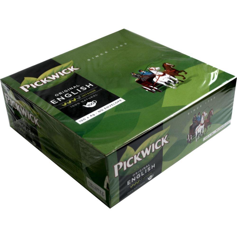 Pickwick Englisch Tea big box - 100 pieces à 4g