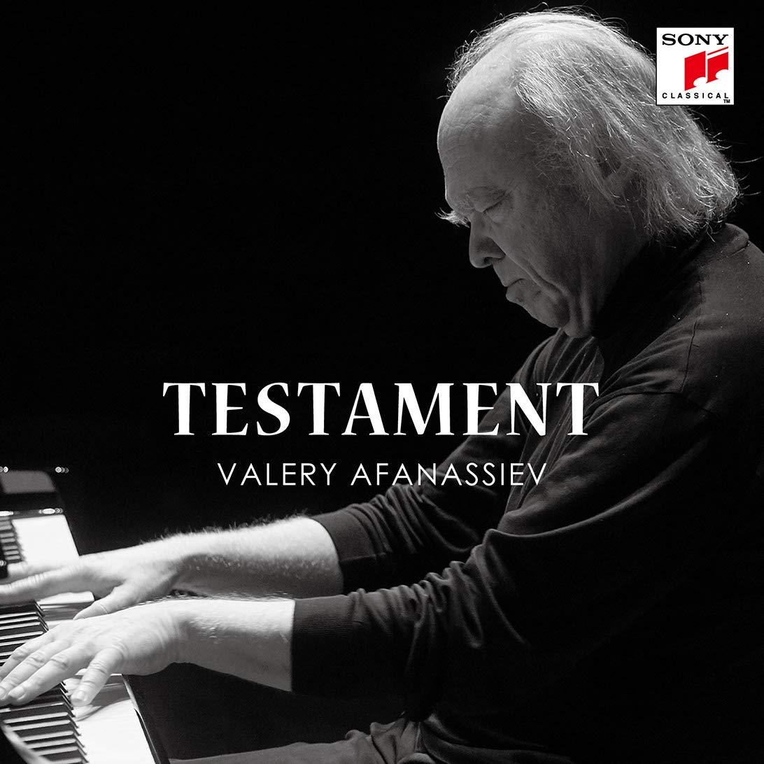 テスタメント/私の愛する音楽~ハイドンからプロコフィエフへ~(完全生産限定盤)                                                                                                                                                                                                                                                    <span class=