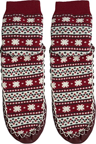 Snowflake Konfetti Slipper Moccasin Swedish Womens Sock rHxXrY