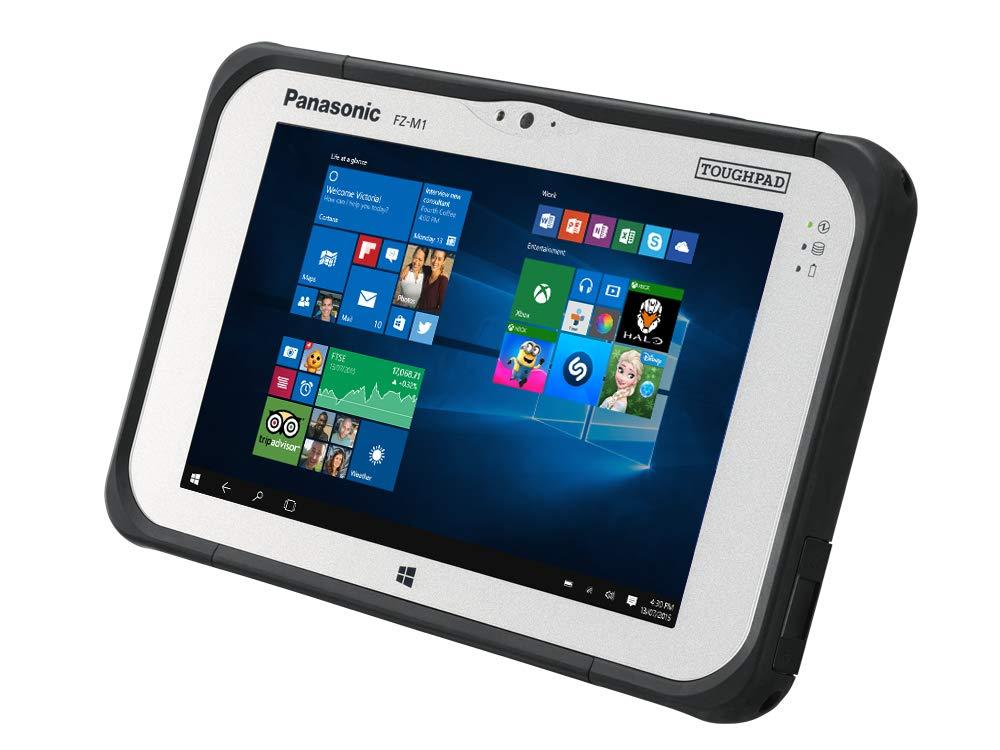 Panasonic Toughpad FZ-M1 MK3 tablette Intel Core i5 i5-7Y57 256 Go 3G 4G Noir, Argent