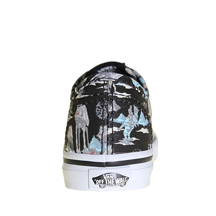 6cc6405a6e2a9a VANS Shoes Kids Sneaker AUTHENTIC - Star Wars Dark Side Planet Hoth ...
