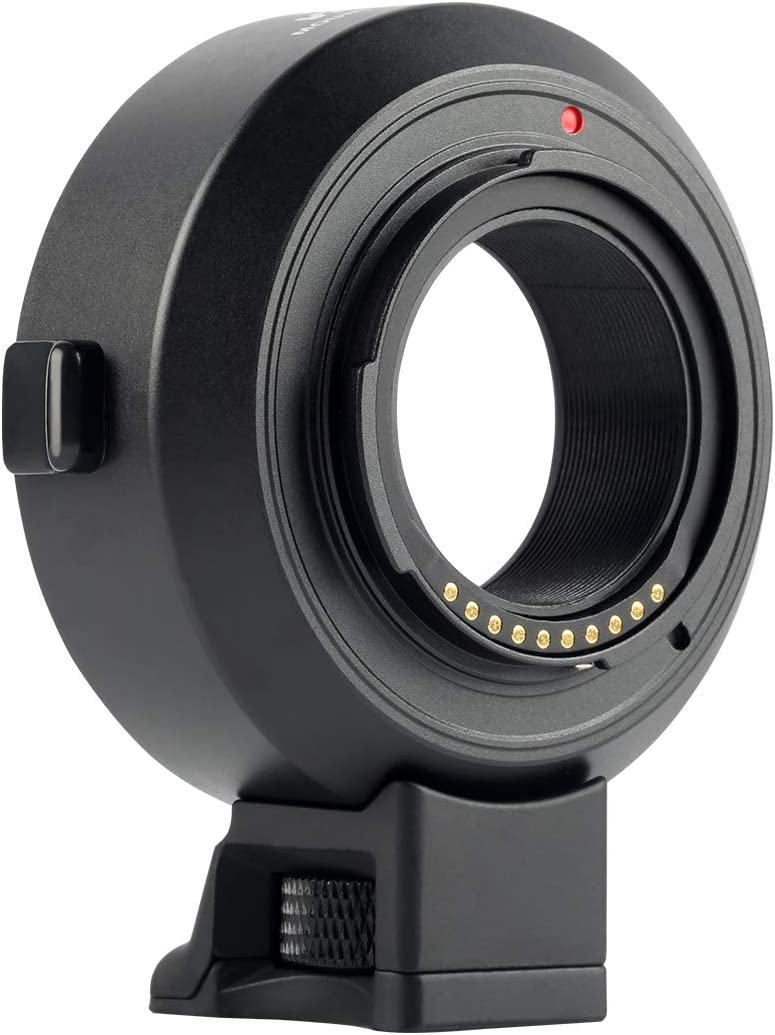 VILTROX NF-NEX Lens Mount Adapter for Nikon G/&D Series Lenses to Sony E Mount Cameras with Manual Aperture Adjustment