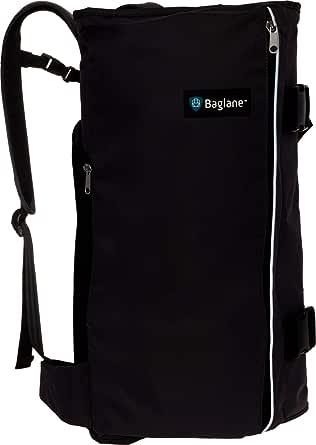 Amazon.com: BagLane - Mochila híbrida para viaje, bolsa para ...