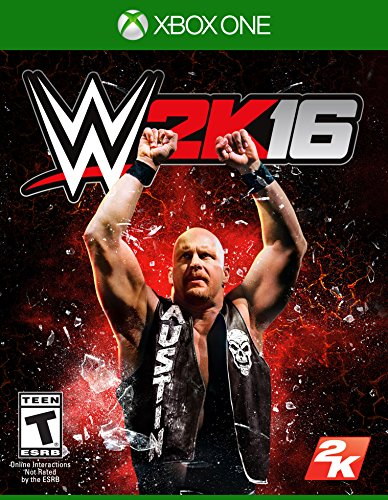 WWE 2K16 - Xbox One (Superman Xbox One Game)