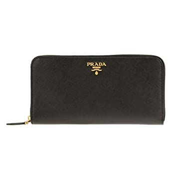 e7d28f03eac8 Amazon.co.jp: PRADA プラダ 1ML506 S/ME/NER 長財布 レディース [並行 ...