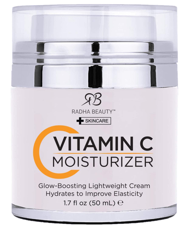 Radha Beauty Glow Boosting Vitamin C Moisturizer image