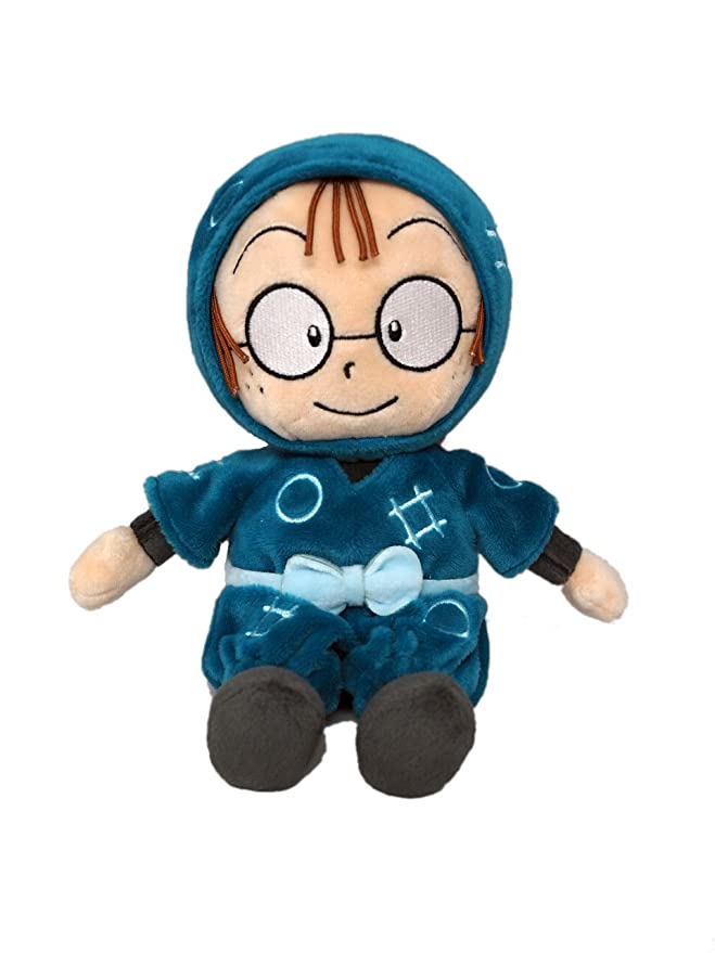 Amazon.com: Sanei Nintama-Rantaro Stuffed Ninja Kids Doll ...