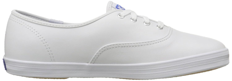 Keds Champion, Damen Turnschuhe, weiß - Bianco (Weiß (Weiß (Weiß Leather) - Größe  7 UK S 6e9282