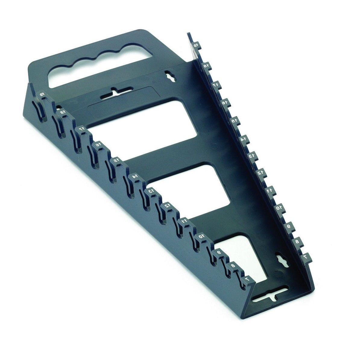 Hansen METRIC Quik Pik Wrenches Rack MM Organizer Holder USA Made 5302 Grey TKT-11