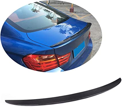 Carbon Fiber Rear Spoiler Wing For BMW F32 420i 428i 435i Coupe 2014 2015 2016