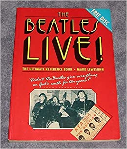 the beatles live the ultimate reference book