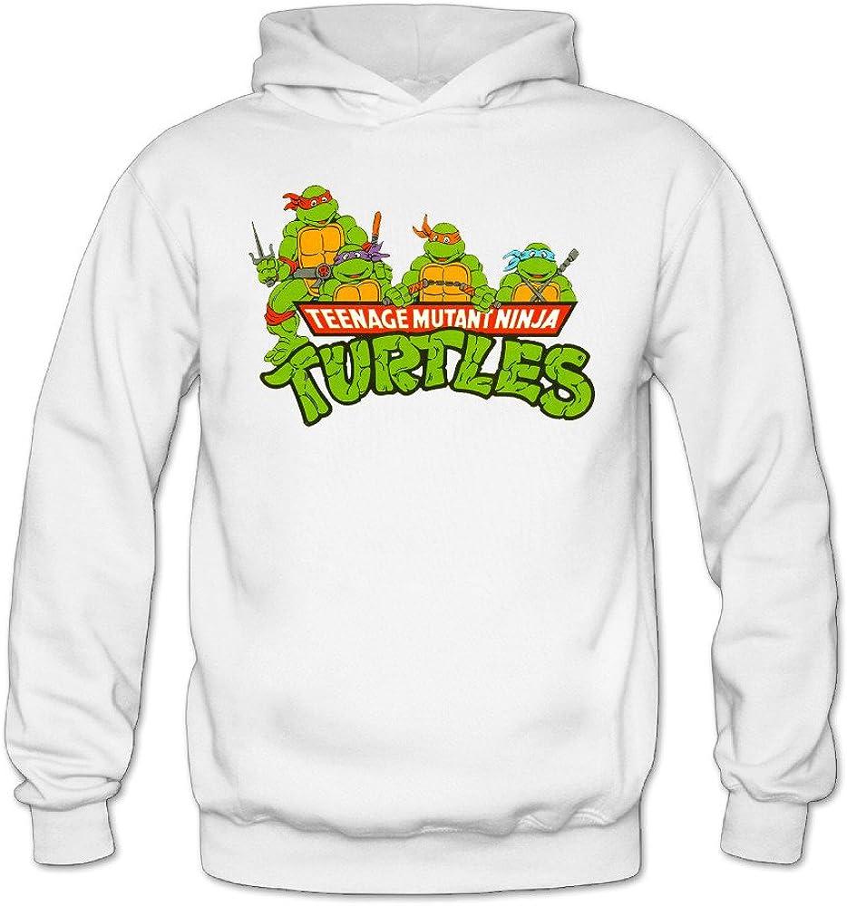 Women Teenage Mutant Ninja Turtles Heroe Hooded Pullover Printed Sweatshirts