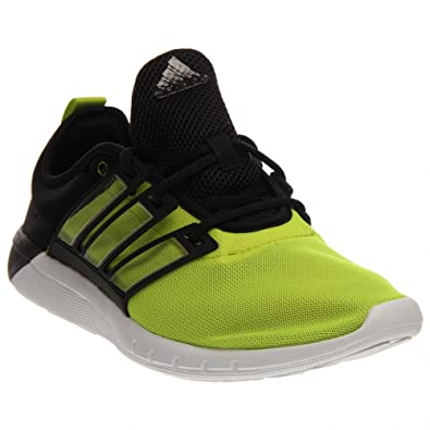 adidas Performance Men's Climacool Leap M Running Shoe, Semi Solar YellowBlackRunning