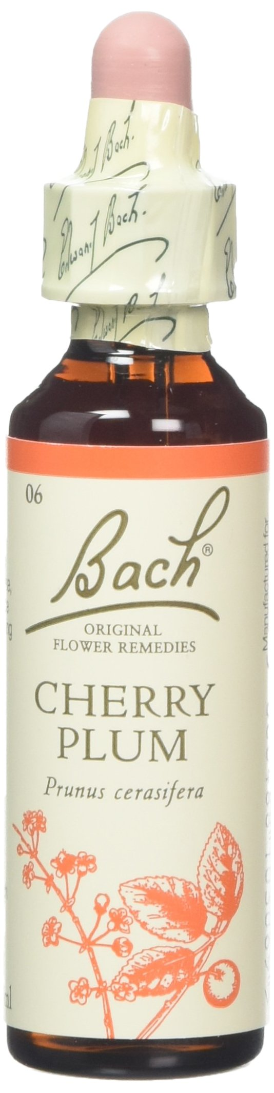 Bach Original Flower Remedies Cherry Plum 20ml