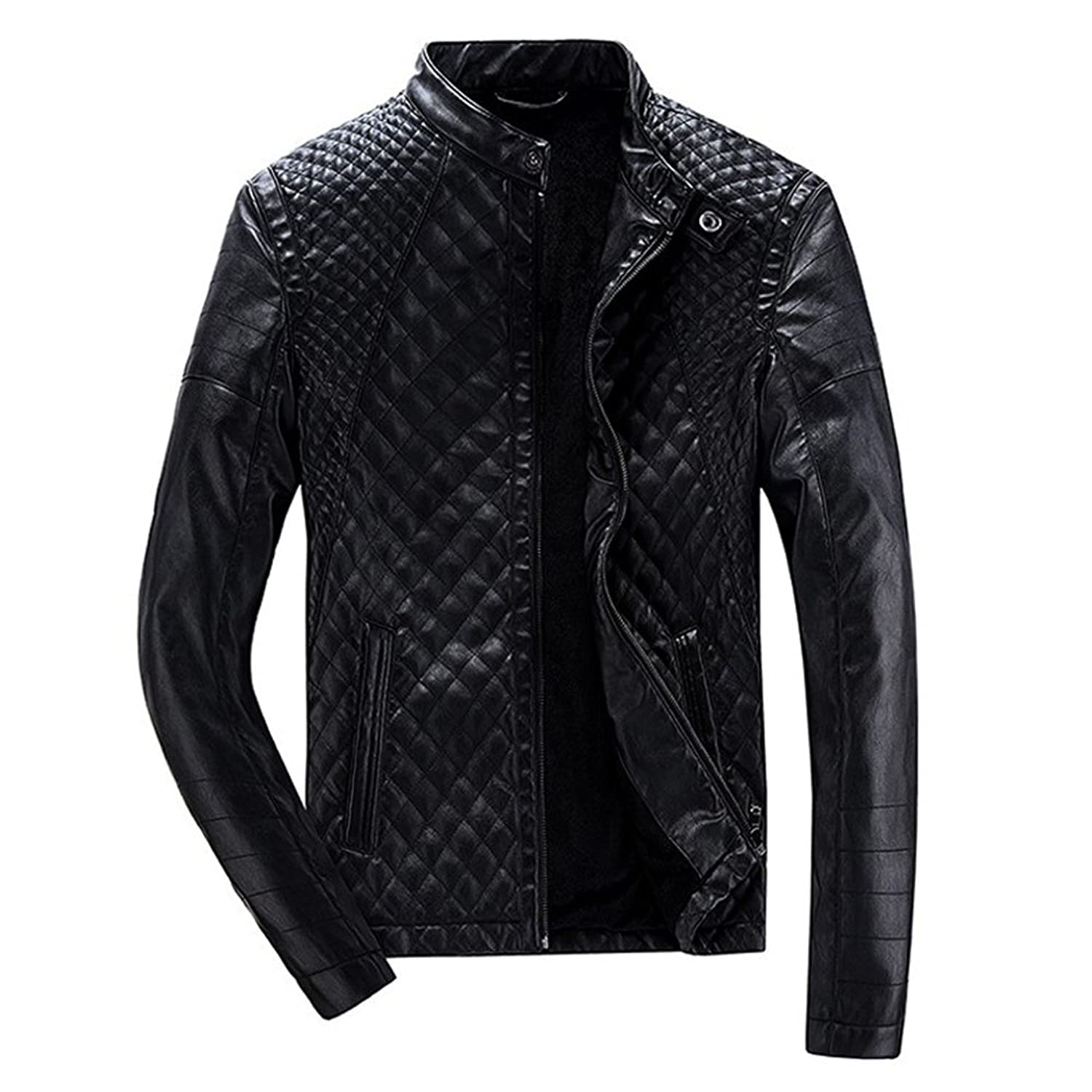 qqer? Jacket Similar Leather Coat For Winter Man and Woman EURO SIZE