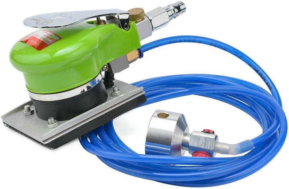 Water Injection Sandpaper Machine Hand-held Sander Hand Tools Industrial Abrasive Accessories CHUNSHENN Portable Practica Pneumatic Pneumatic Sander