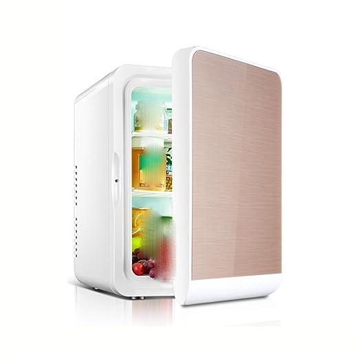STAZSX Mini refrigerador refrigerador del Coche Pequeño ...