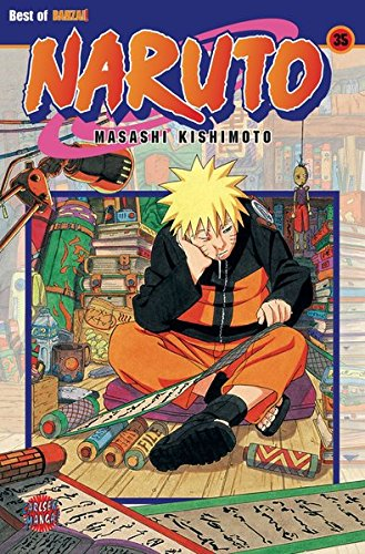 Naruto, Band 35