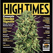 """High Times presents Smoke Signals: Music from the Mother Planet RSD 2017 Vinyl 12"""" LP Record Store Day Black Friday"""