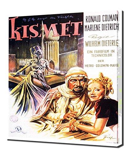 Poster - Kismet (1944)_03 - Canvas Art Print