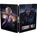 Resident Evil 3 Remake Collector's Edition PS4 XBOX ONE Steelbook *EMPTY CASE* [NO GAME]