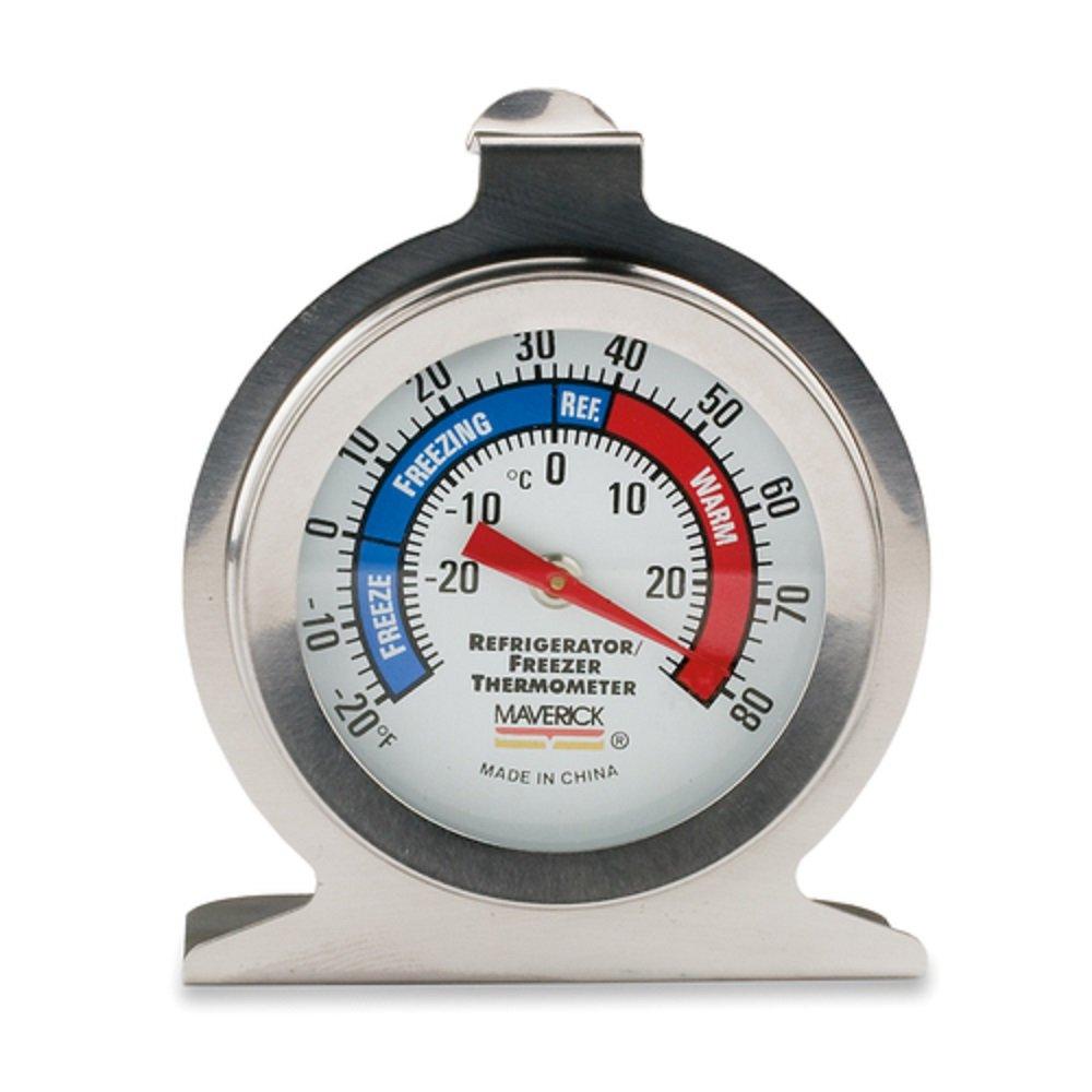 Maverick RF-01 Term-metro Refrigerador-Congelador: Amazon.es: Hogar