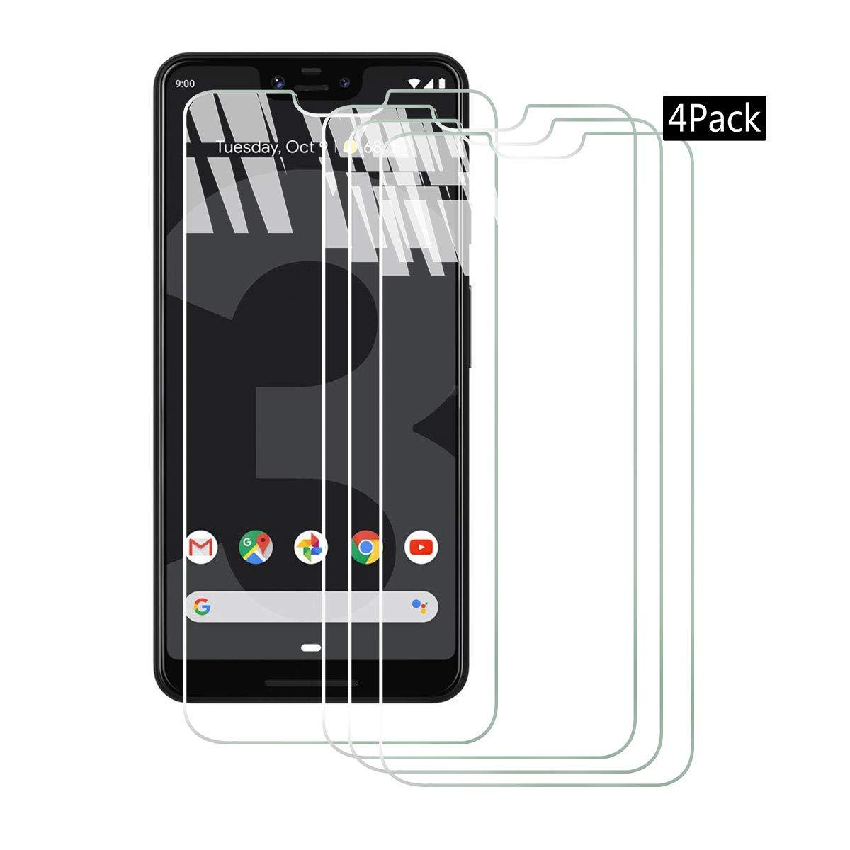AQGG Google Pixel 3XL Lite Pantalla Premium Film, [4 Piezas ...