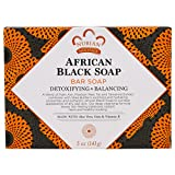 Nubian Heritage Soap Bar, African Black, 5 Ounce