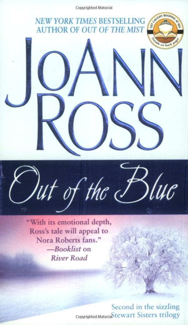 Read Online Out of the Blue (Stewart Sisters Trilogy) ebook