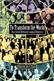 img - for To Transform the World: Vital United Methodist Campus Ministries book / textbook / text book