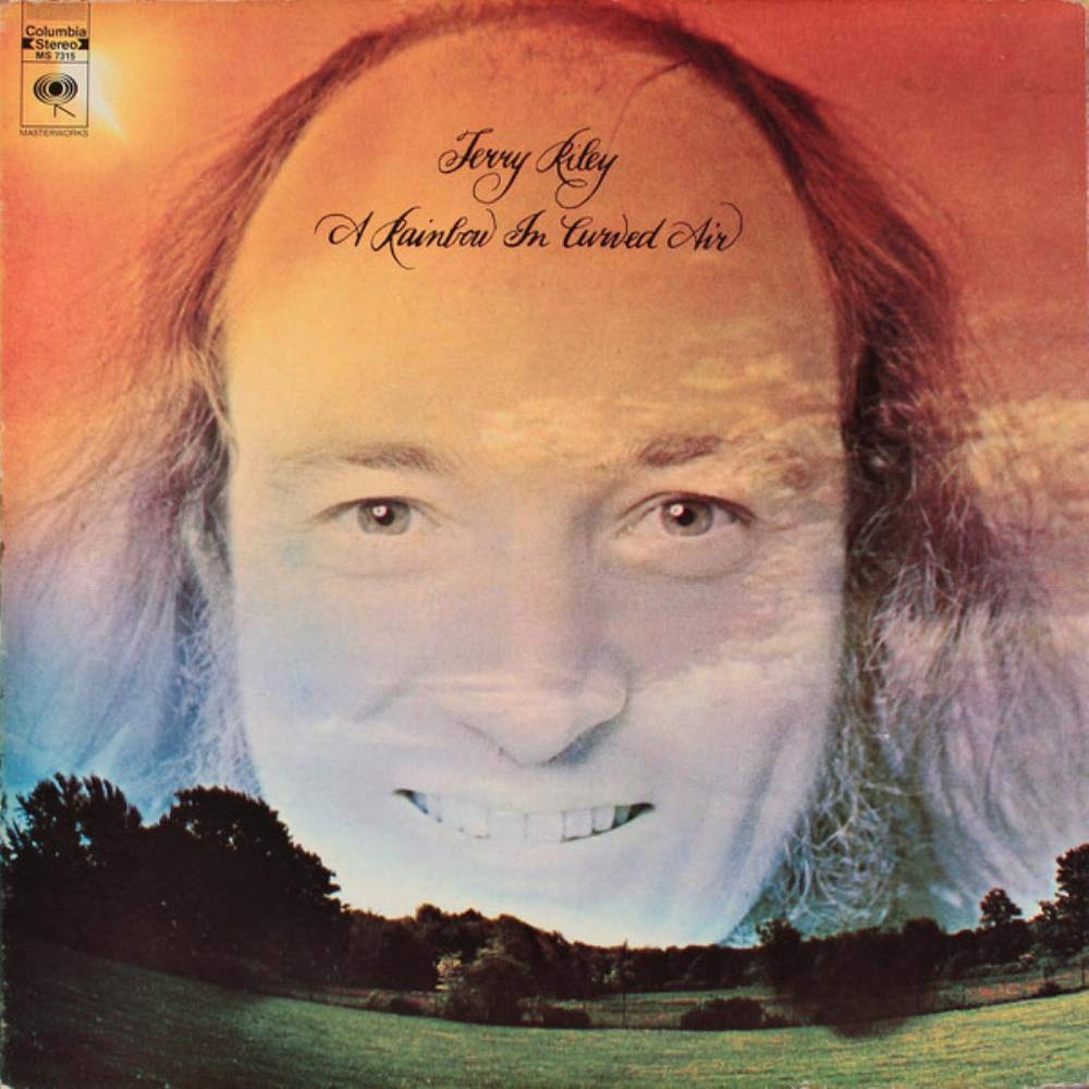 Vinilo : Terry Riley - Rainbow In Curved Air (LP Vinyl)