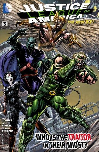 Justice League of America (2013-) #3