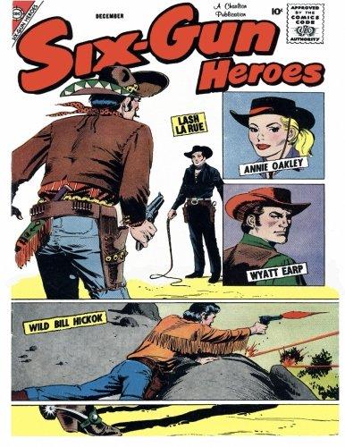 Six-Gun Heroes #49 ebook