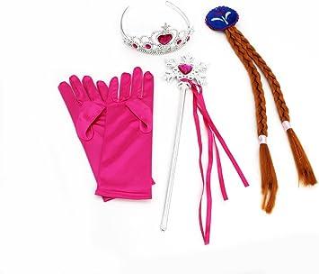 CoolChange Accesorios para niños para el Disfraz de Princesa ...