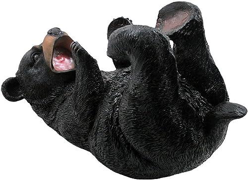 Drinking Black Bear Wine Bottle Holder