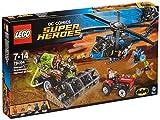 Lego Batman Scarecrow Harvest of Fear, Multi Color