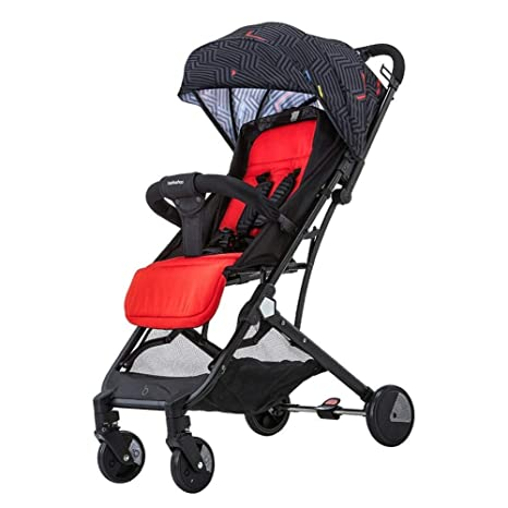 Carros de bebé Carrito de bebé Ultraligero Portátil Simple Plegable para niños Paraguas de bolsillo Mentir