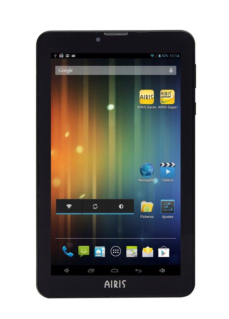 Airis OnePAD TAB7BG 8GB 3G Black - Tablet (Minitableta, Pizarra ...