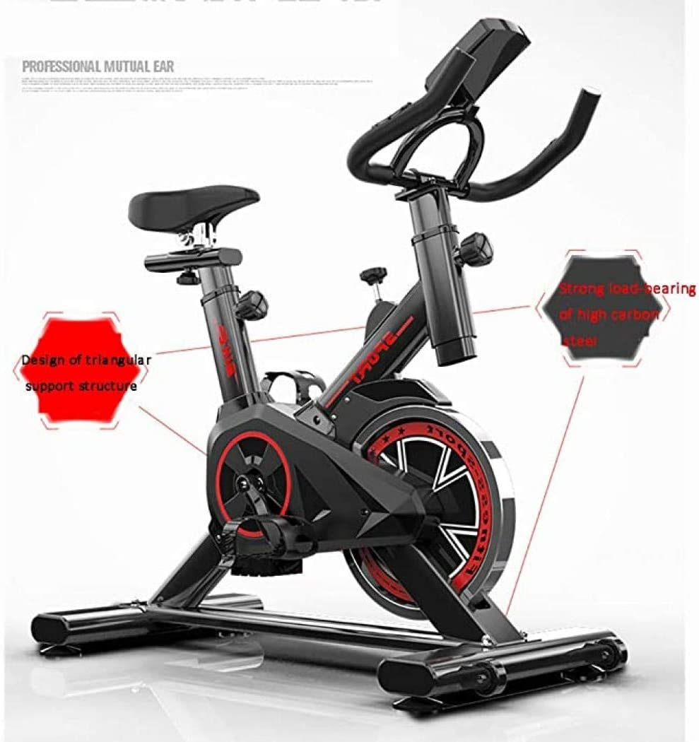 DHL - Bicicleta estática para interiores, bicicleta estática ...