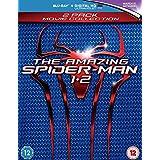 The Amazing Spider-Man 1-2 [Blu-ray] [Region-Free]