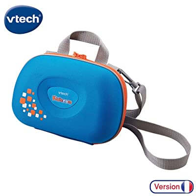 Vtech - 202003 - Kidizoom Hard Case Blue: Toys & Games