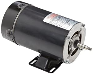 A.O. Smith BN35V1 1.5 HP 230 / 115V Thru Bolt Swimming Pool or Spa Pump Motor