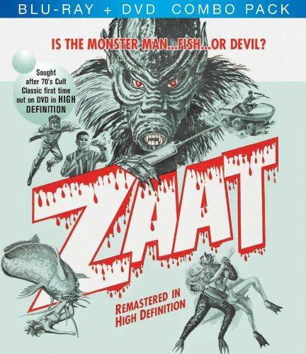 Zaat (Blu-Ray + DVD Combo Pack)