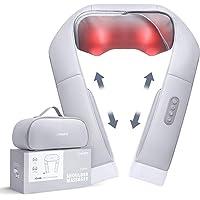 Naipo OCuddle™ massageapparaat voor schouders, rug, nekmassageapparaat met verstelbare armlus, 2 instelbare…